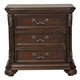 Liberty Furniture Messina Estates 3 Drawer Night Stand 737-BR61 CLEARANCE