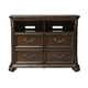 Liberty Furniture Messina Estates 4 Drawer Media Chest 737-BR45