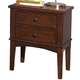 Liberty Furniture Chelsea Square Youth Night Stand 628-BR60