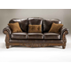 North Shore Dark Brown Sofa CLEARANCE