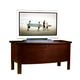 Sligh Umber Cherry TV Console