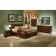 Coaster Jessica Platform Bedroom Set in Cappuccino 200711