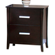 Coaster Stuart Nightstand in Cappuccino 5632