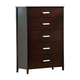 Coaster Stuart Chest in Cappuccino 5635