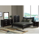Coaster Stuart Bedroom Set in Cappuccino 5631