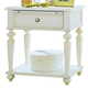 American Drew Camden Light Leg Nightstand