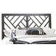 Coaster Grove Queen/Full Headboard Only in Black 300370