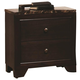 Coaster Conner Nightstand in Walnut 200422