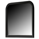 Coaster Louis Philippe Mirror in Black 203964