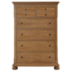 Universal Furniture Paula Deen Down Home Drawer Chest in Oatmeal 192150