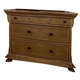 Universal Furniture Paula Deen Down Home Nightstand in Oatmeal 192350
