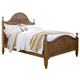 Universal Furniture Paula Deen Down Home Twin Bed in Oatmeal 192270