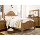 Universal Furniture Paula Deen 4PC Down Home Bedroom Set in Oatmeal 192