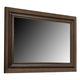 Universal Furniture Paula Deen Down Home Landscape Mirror in Molasses 19304M CLEARANCE