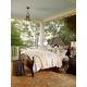 Universal Furniture Paula Deen 4PC Down Home Bedroom Set in Molasses 193