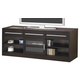 Coaster TV Stand in Cappuccino 700650