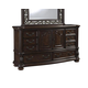 Samuel Lawrence Furniture San Marino Door Dresser in Sanibel Finish 3530-015