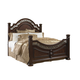 Samuel Lawrence Furniture San Marino Queen Panel Bed in Sanibel Finish 3530-250