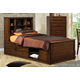 Coaster Hillary Scottsdale Youth Full Chest Bed in Chocolate Brown 400280F