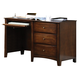 Coaster Hillary Scottsdale Youth Desk in Chocolate Brown 400287