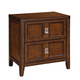 Samuel Lawrence Furniture SLD Bayfield Nightstand in Sienna Finish 8280-050