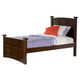 Coaster Jasper Youth Twin Panel Bed in Cappuccino 400751T CLEARANCE