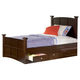 Coaster Jasper Youth Full Panel Bed in Cappuccino 400751F