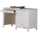 Coaster Youth Selena Computer Desk in White 400237
