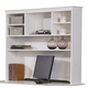 Coaster Youth Selena Computer Hutch in White 400238
