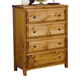 Coaster Wrangle Hill 4 Drawer Chest 460099