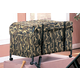 Coaster Youth Toy Chest in Black with Camouflage 7500