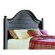 American Drew Camden Dark Twin Panel Headboard Only Bed