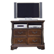 Liberty Furniture Highland Court Media Chest in Rich Cognac Finish 620-BR45