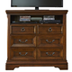 Liberty Furniture Laurelwood Media Chest in Chestnut Finish 547-BR45