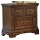 Liberty Furniture Laurelwood Night Stand in Chestnut Finish 547-BR61