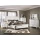 Prentice Sleigh Storage Footboard Bedroom Set