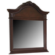 New Classic Emilie Landscape Mirror in English Tudor Finish 1841-060