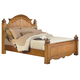 New Classic Hailey Queen Panel Bed in Toffee Finish 4431-310A