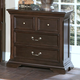 New Classic Timber City Nightstand in Sable Finish 00-007-040