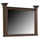 New Classic Timber City Mirror in Sable Finish 00-007-060