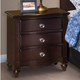 New Classic Victoria Night Stand in Espresso Finish 00-623 -040