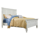 Magnussen Furniture Ashby Queen Panel Bed in Patina White 71960Q