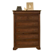 New Classic Whitley Court 7 Drawer Chest in Tobacco Finish 00-002-070