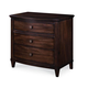 A.R.T. Intrigue 3 Drawer Nightstand