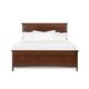 Magnussen Furniture Harrison King Panel Bed in Cherry B1398-64
