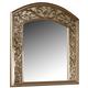 Standard Furniture Triomphe Renaissance Mirror in Silver 57218