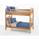 New Classic Casual Oak Youth Bunk Bedroom Set in Light Oak Finish 9402