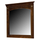 Standard Furniture San Miguel Panel Mirror in Lafayette Oak 51118