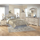 Catalina Panel Headboard Bedroom Set