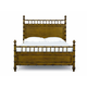Magnussen Furniture Palm Bay Queen Poster Bed in Toffee B1469-56